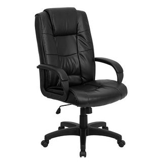 sealy posturepedic executive lowback office chair - free shipping