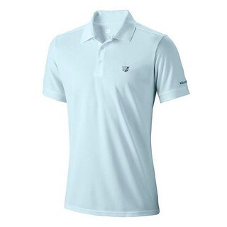 Wilson Staff Men's Authentic Polo Shirt Golf Top Color Choices WGA7004
