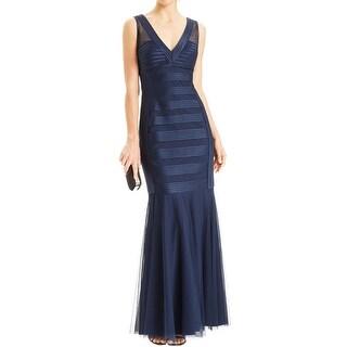 JS Collections Womens Evening Dress Sleeveless Prom