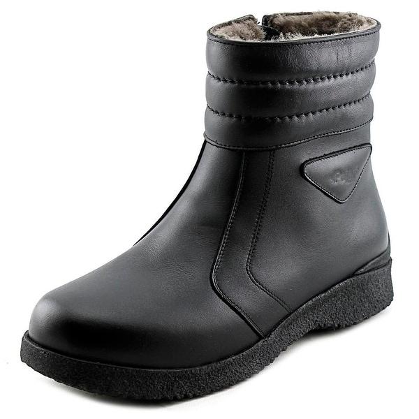 Pajar Super  E Round Toe Leather  Snow Boot