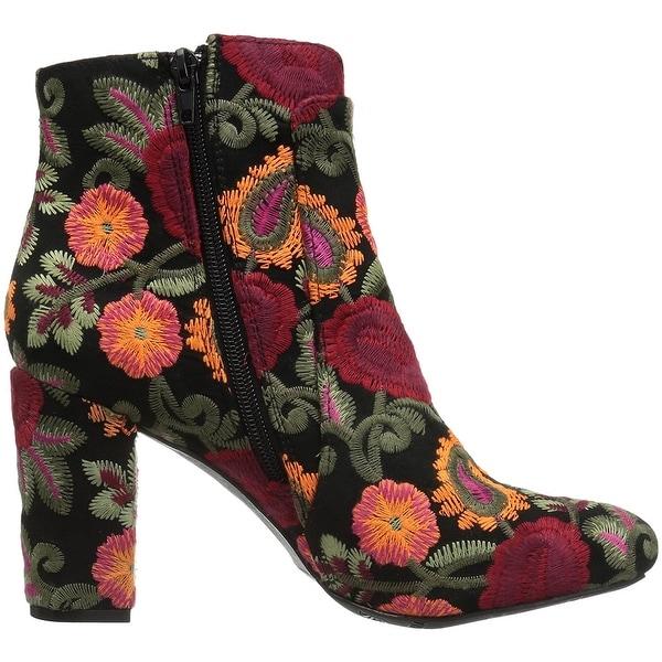 MIA Womens Rosebud Ankle Bootie