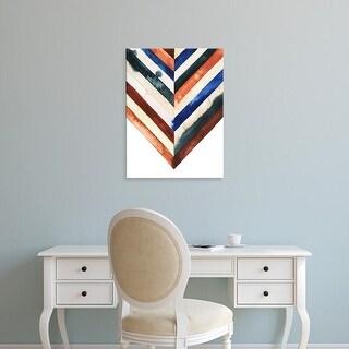 Easy Art Prints Grace Popp's 'Desert Layers I' Premium Canvas Art