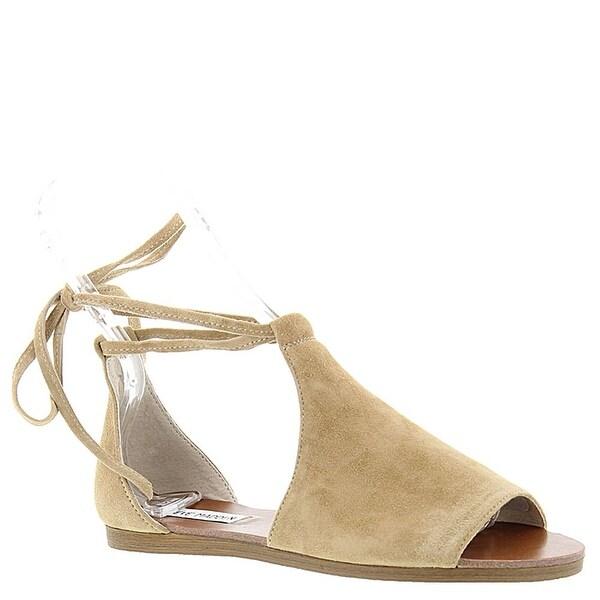 Steve Madden Women's Elaina Flat Sandal - 8