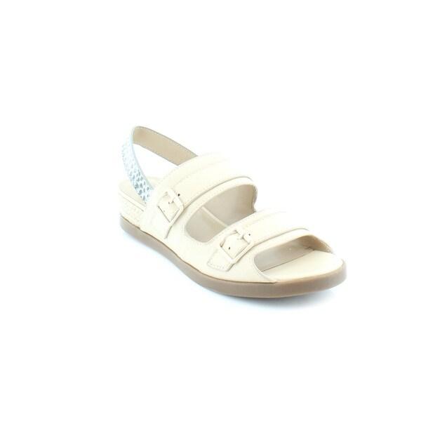 LOGO By Lori Goldstein Heather Women's Sandals & Flip Flops Wild Mushroom - 8.5