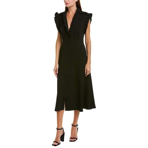 Iro Hurray Midi Dress