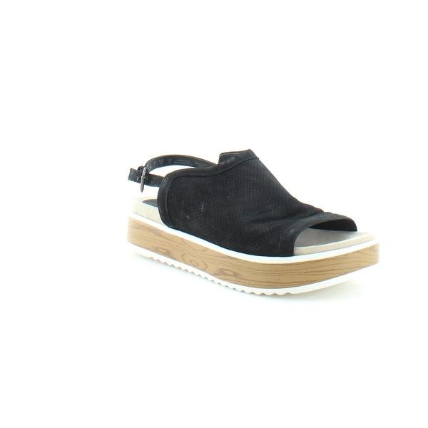 Naya Uno Women's Sandals & Flip Flops Black