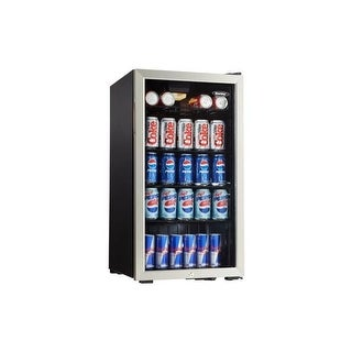 Danby DBC120 120 Can Beverage Cooler w/ Lock