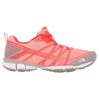 The North Face Womens Litewave Ampere Low Top Lace Up Running Sneaker