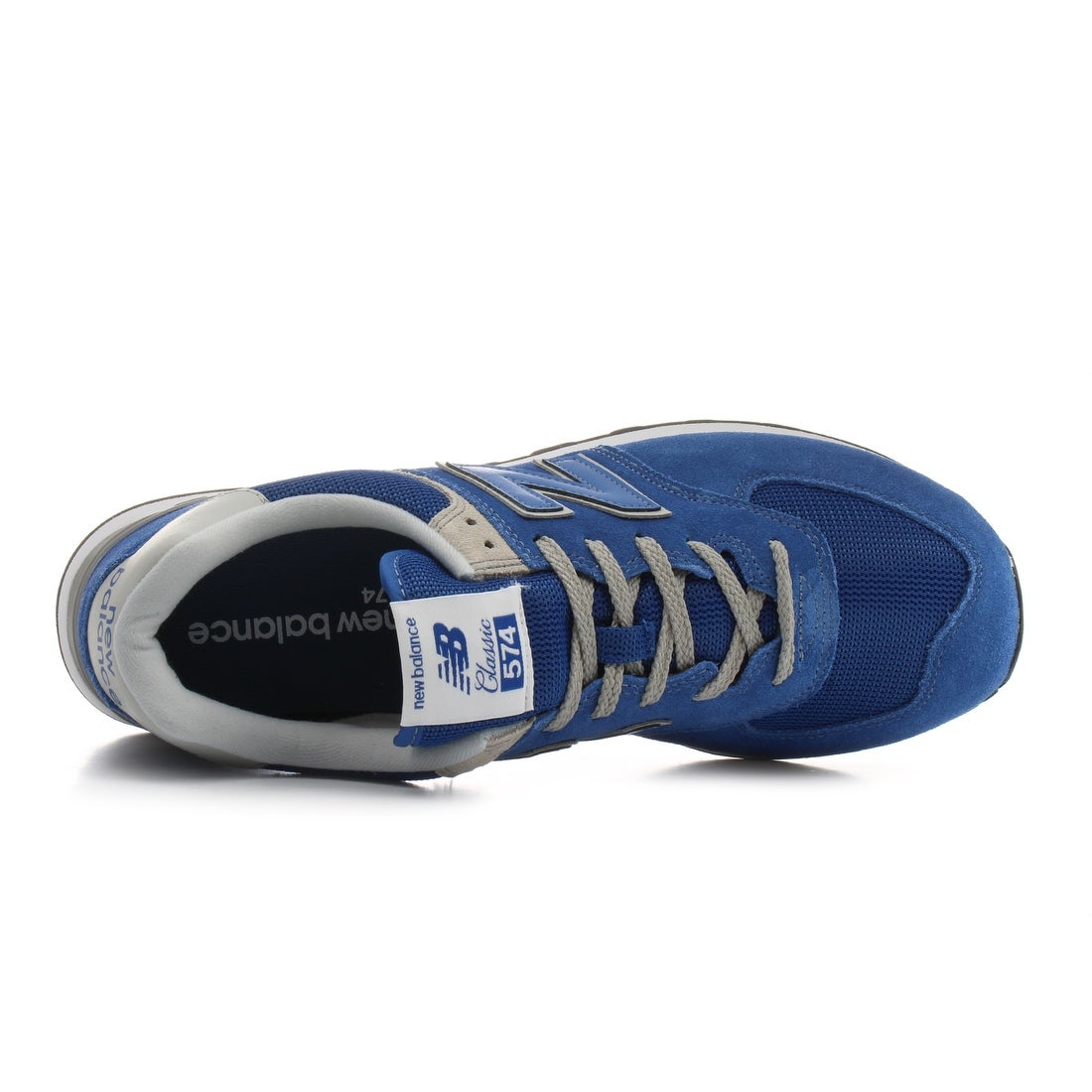 New Balance Mens ML574erb Classic Traditionnels Low Top Lace Up Walking Shoes