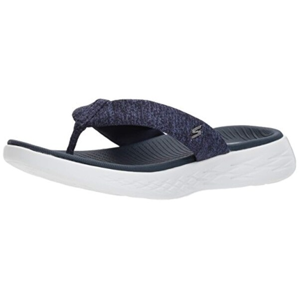 db5eda9b6 Shop Skechers Performance Women s On-The-Go 600-15304 Flip-Flop ...