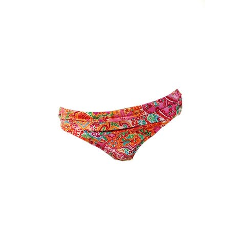 Lauren Ralph Lauren Multi Morocan Band Bikini Bottom 6