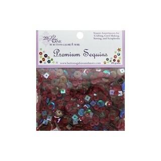 Buttons Galore LL Premium Sequins Farmhouse