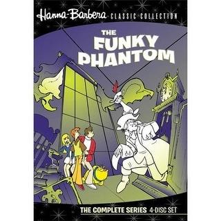 Funky Phantom: Complete Series(4 Disc Set) DVD Movie 1971