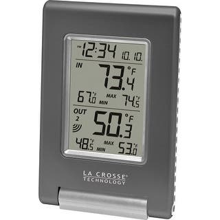 La Crosse Technology LCRWS9080UITCBPG La Crosse Technology Wireless Temperature Station|https://ak1.ostkcdn.com/images/products/is/images/direct/a8aa995aabb5261473fca1fa473a14be80bd1be1/La-Crosse-Technology-LCRWS9080UITCBPG-La-Crosse-Technology-Wireless-Temperature-Station.jpg?impolicy=medium