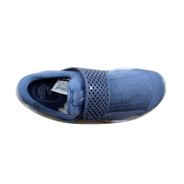 meet 8bc80 05275 Shop Nike Women's Nike Sock Dart Work Blue/White-White-Black ...