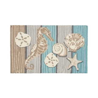 """Link to Nourison Home Trends  Area Rug - 1'6""""X2'6"""" Similar Items in Rugs"""