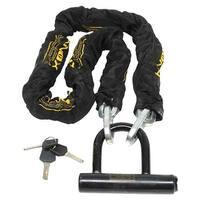 SUNLITE Lock Chain 10Mmx4F Hd W/Mini U-Lock