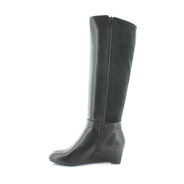 Giani Bernini Womens Dafnee Closed Toe Over Knee Fashion Boots