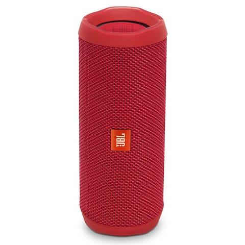 JBL Flip 4 Portable Waterproof Bluetooth Speaker (Factory Certified Refurbished)