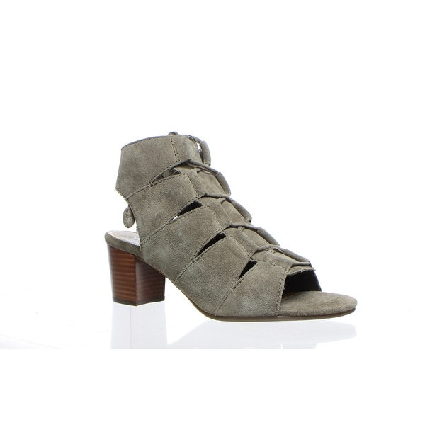 d715c473ac0 Shop Vionic Womens Bristol Dark Taupe Open Toe Booties Size 8 - Free ...
