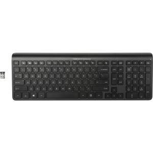 Hewlett Packard H6R56AA#ABA HP K3500 Wireless Keyboard - Wireless Connectivity -
