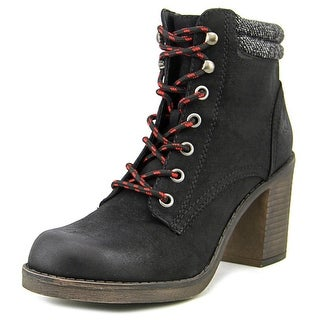 Rocket Dog Somers Saloon Round Toe Synthetic Ankle Boot