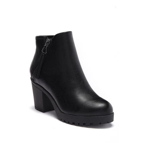 Call It Spring Womens Jolles Closed Toe Ankle Fashion Boots