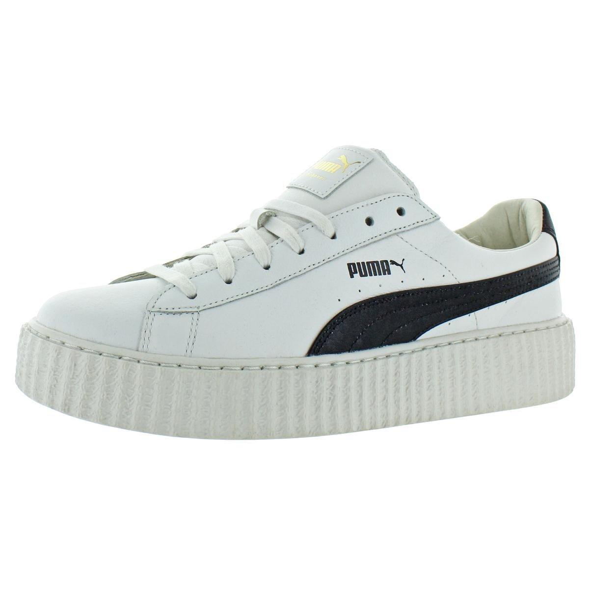 best service 2930c f9614 Fenty Puma by Rihanna Mens Creeper Fashion Sneakers Leather Platform