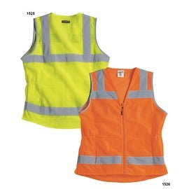Women's Economy Traffic Safety Vest (3 options available)