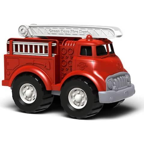 Eco-Friendly Fire Truck