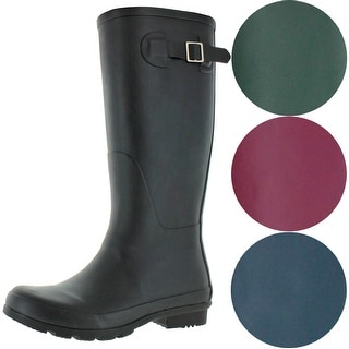 Link to Nomad Women's Hurricane III Matte Rubber Tall Wellie Rain Boots Similar Items in Women's Shoes