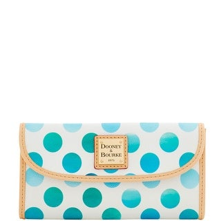 Dooney & Bourke Dots Continental Clutch (Introduced by Dooney & Bourke at $118 in Nov 2016)