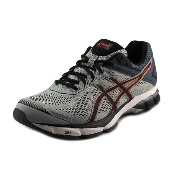 Asics GT-1000 4 Round Toe Synthetic Running Shoe