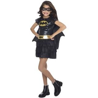 Rubies Batgirl Tutu Dress Child Costume - Black - Small
