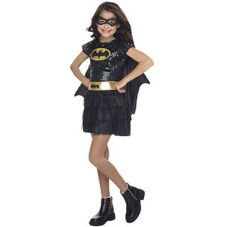 Rubies Batgirl Tutu Dress Child Costume - Black