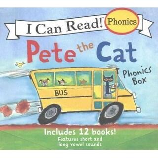 Pete the Cat Phonics Box - James Dean