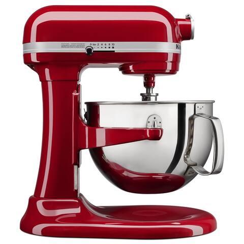 KitchenAid Refurbished Pro 600 Series 6 Quart Bowl-Lift Stand Mixer, RKP26M1X - 8' x 11'