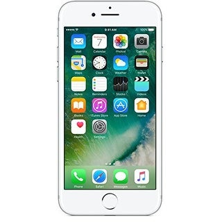 "Refurbished ""Apple Iphone-7 32GB Silver Iphone-7 32GB Silver"""