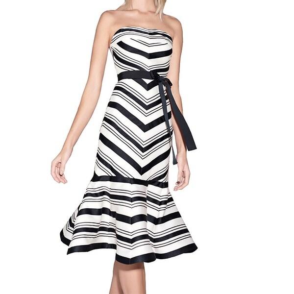Alexis Kirsten Strapless Dress. Opens flyout.