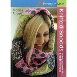 Knitted Snoods-Search Press Books
