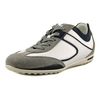 Tod's ALLACCIATO ACTIVE T PROJECT LEGGERO N Round Toe Suede Sneakers