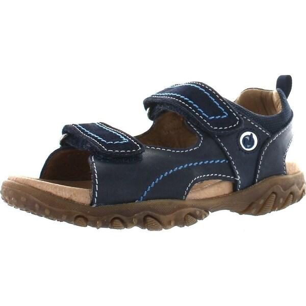 Naturino Boys Beverly Leather Fashion Sandals