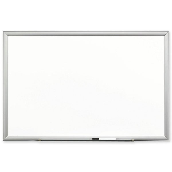3M Mobile Interactive Solution Dep7248a Porcelain Dry Erase Whiteboard 72X48 In