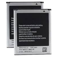 Replacement EB425161LU 1500mAh Battery f/ Samsung EB425161LA Battery Model (2 Pack)