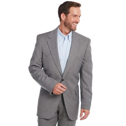 Circle S Western Sport Coat Mens Lubbock Pointed Yokes