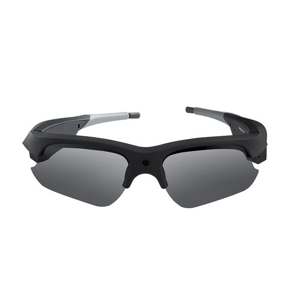 Spy Tec 1080P Hd Camera Glasses Video Recording Sport Sunglasses Dvr Eyewear