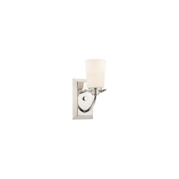 Designers Fountain 84201 Palatial 1 Light Wall Sconce Bathroom Fixture - Chrome
