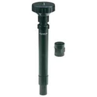 Little Giant 566267 3-Tier Fountain Head Nozzle Kit With Telescope, Black