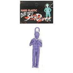 "Rhode Island Novelty 4"" Paratrooper Figure Playset, 12-Pack"