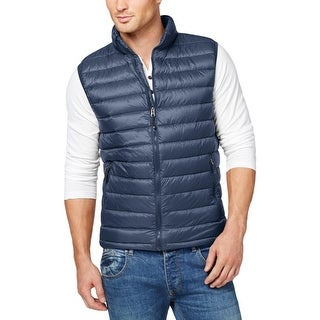 32 Degrees Heat Mens Packable Vest Down Feathers - XS